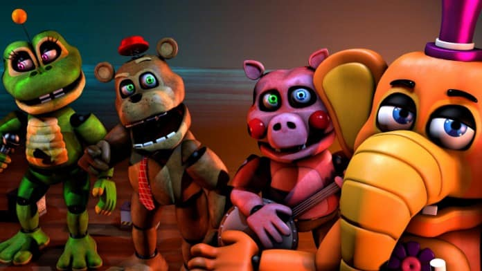 Five Nights at Freddy's featured image